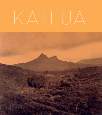 photo of Kailua book cover